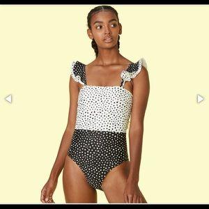 NWOT The Ruffle Oasis Summersalt Swimsuit!!